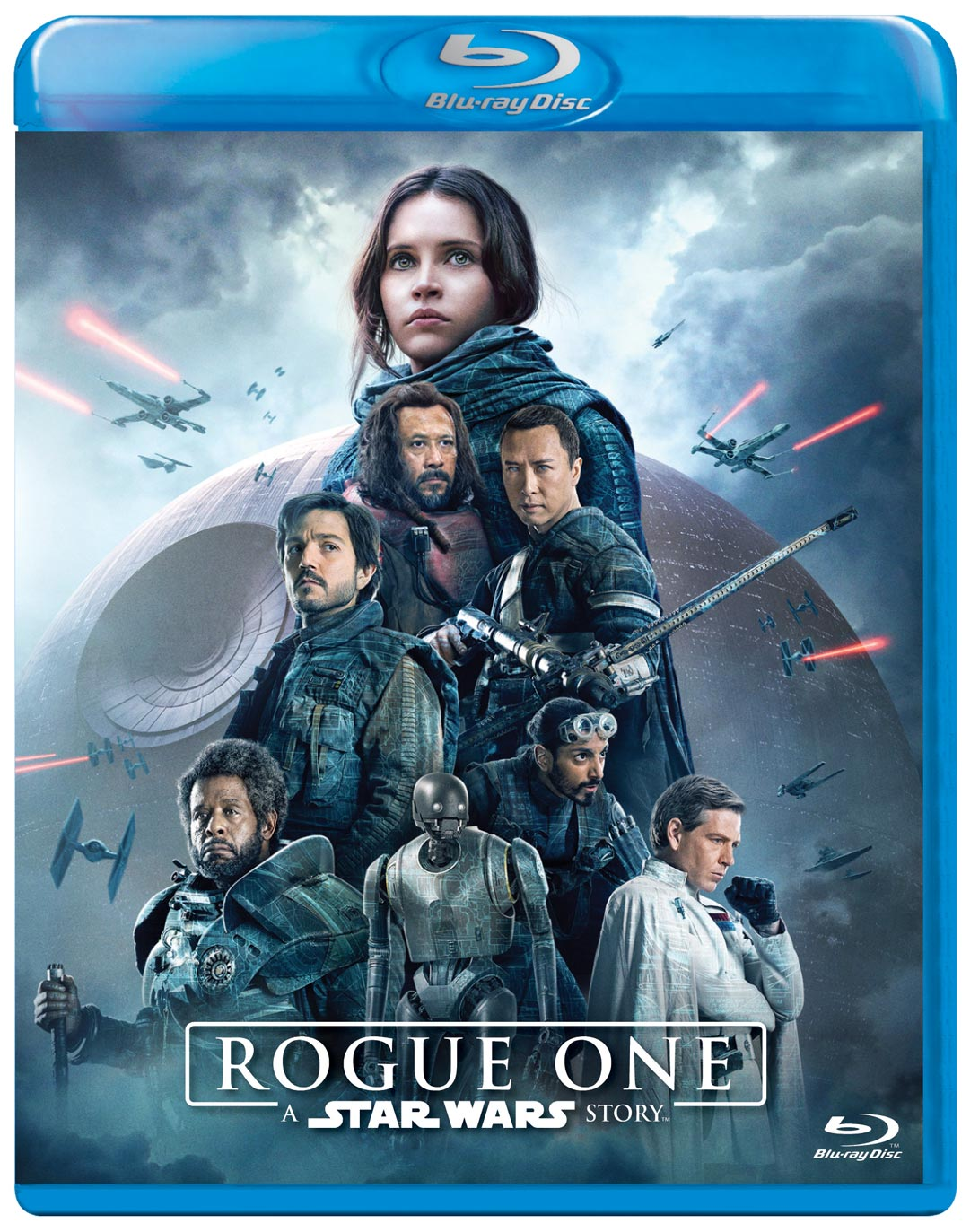 ROGUE ONE: A STAR WARS STORY (2BLU-RAY)
