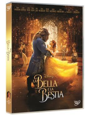 LA BELLA E LA BESTIA (2017) (DVD)