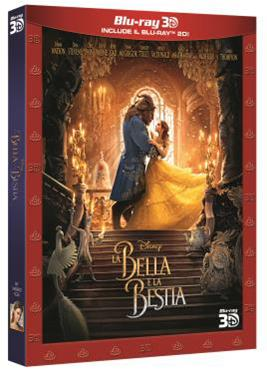 LA BELLA E LA BESTIA (2017) (3D) (BLU-RAY 3D+BLU-RAY)