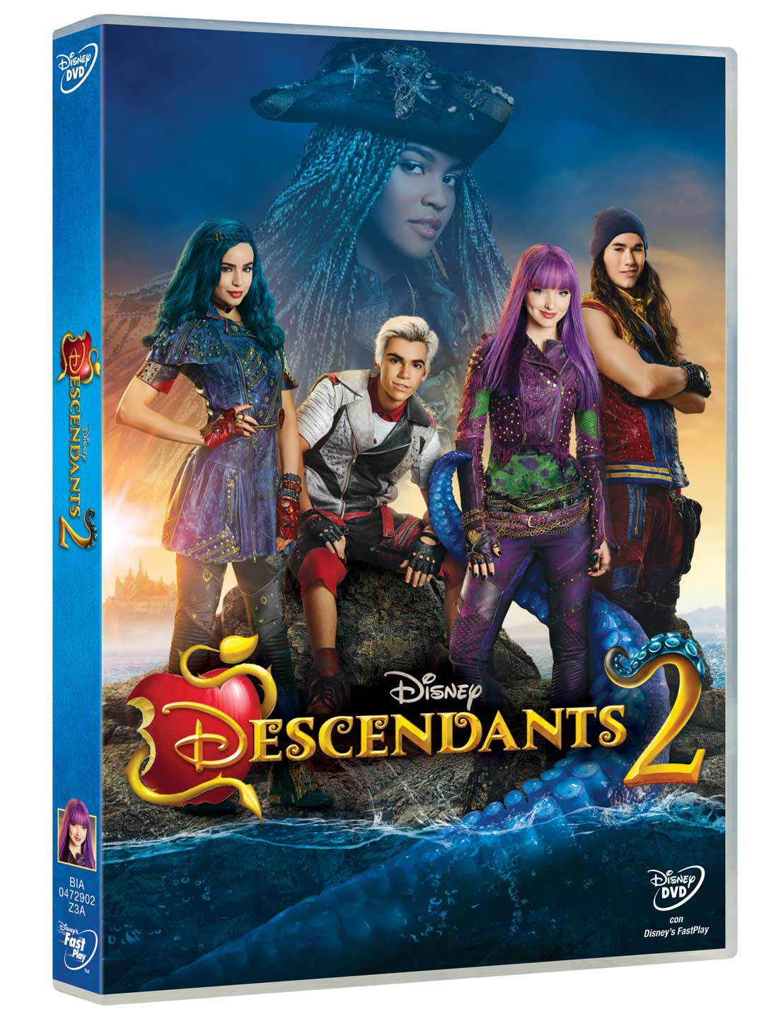 DESCENDANTS 2 (DVD)