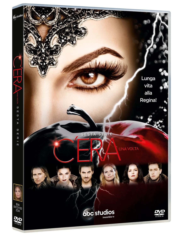 COF.C'ERA UNA VOLTA - STAG.06 (6 DVD) (DVD)