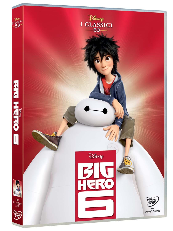 BIG HERO 6 (DVD)