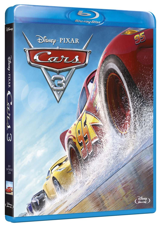 CARS 3 - BLU RAY