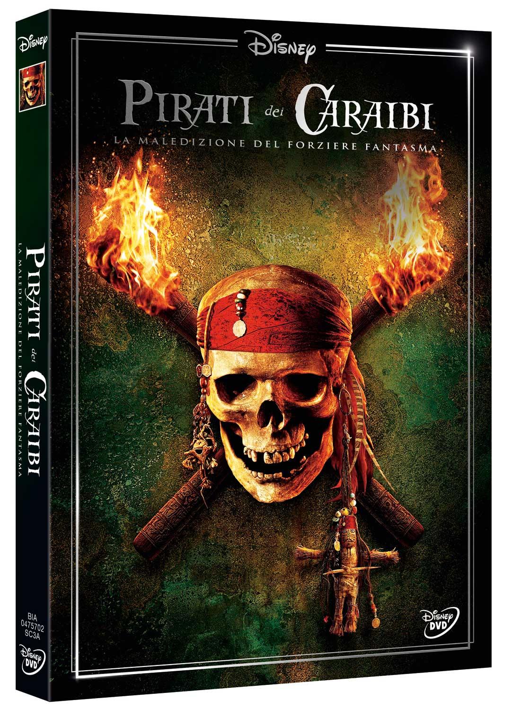 PIRATI DEI CARAIBI - LA MALEDIZIONE DEL FORZIERE FANTASMA (NEW EDITION) (DVD)