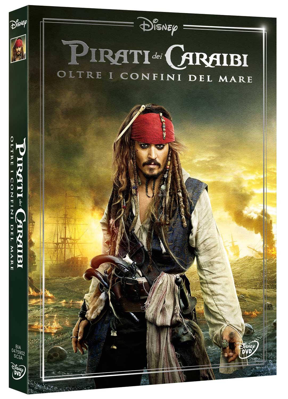 PIRATI DEI CARAIBI - OLTRE I CONFINI DEL MARE (NEW EDITION) (DVD)