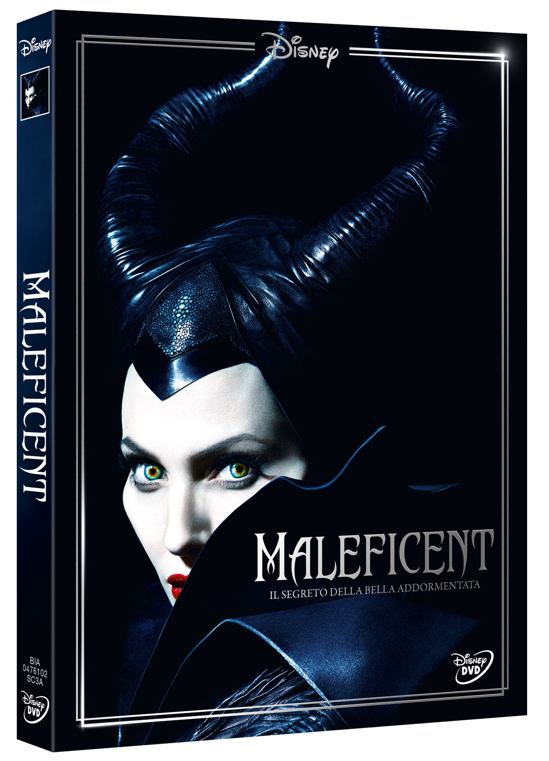 MALEFICENT (NEW EDITION) (DVD)