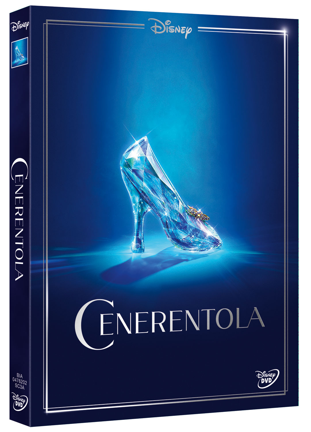 CENERENTOLA (LIVE ACTION) (NEW EDITION) (DVD)