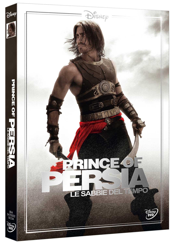 PRINCE OF PERSIA - LE SABBIE DEL TEMPO (NEW EDITION) (DVD)