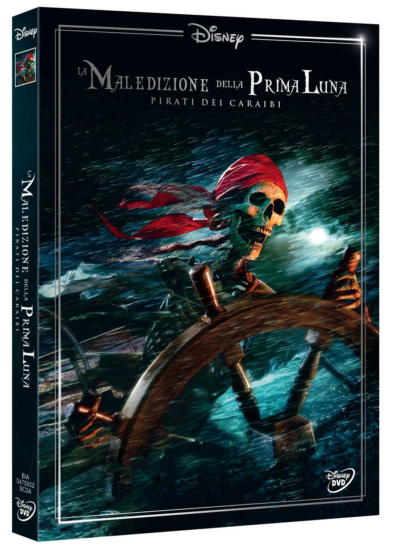 PIRATI DEI CARAIBI - LA MALEDIZIONE DELLA PRIMA LUNA (NEW EDITION) (DVD)
