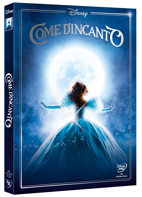COME D'INCANTO (NEW EDITION) (DVD)