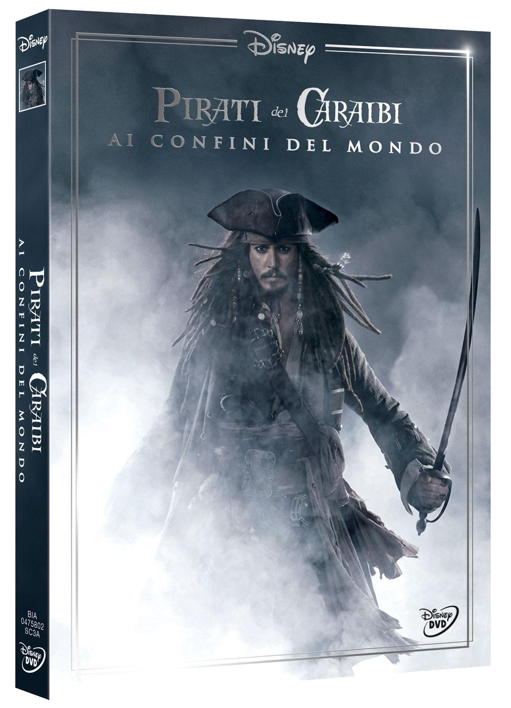 PIRATI DEI CARAIBI - AI CONFINI DEL MONDO (NEW EDITION) (DVD)