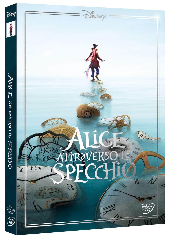 ALICE ATTRAVERSO LO SPECCHIO (NEW EDITION) (DVD)