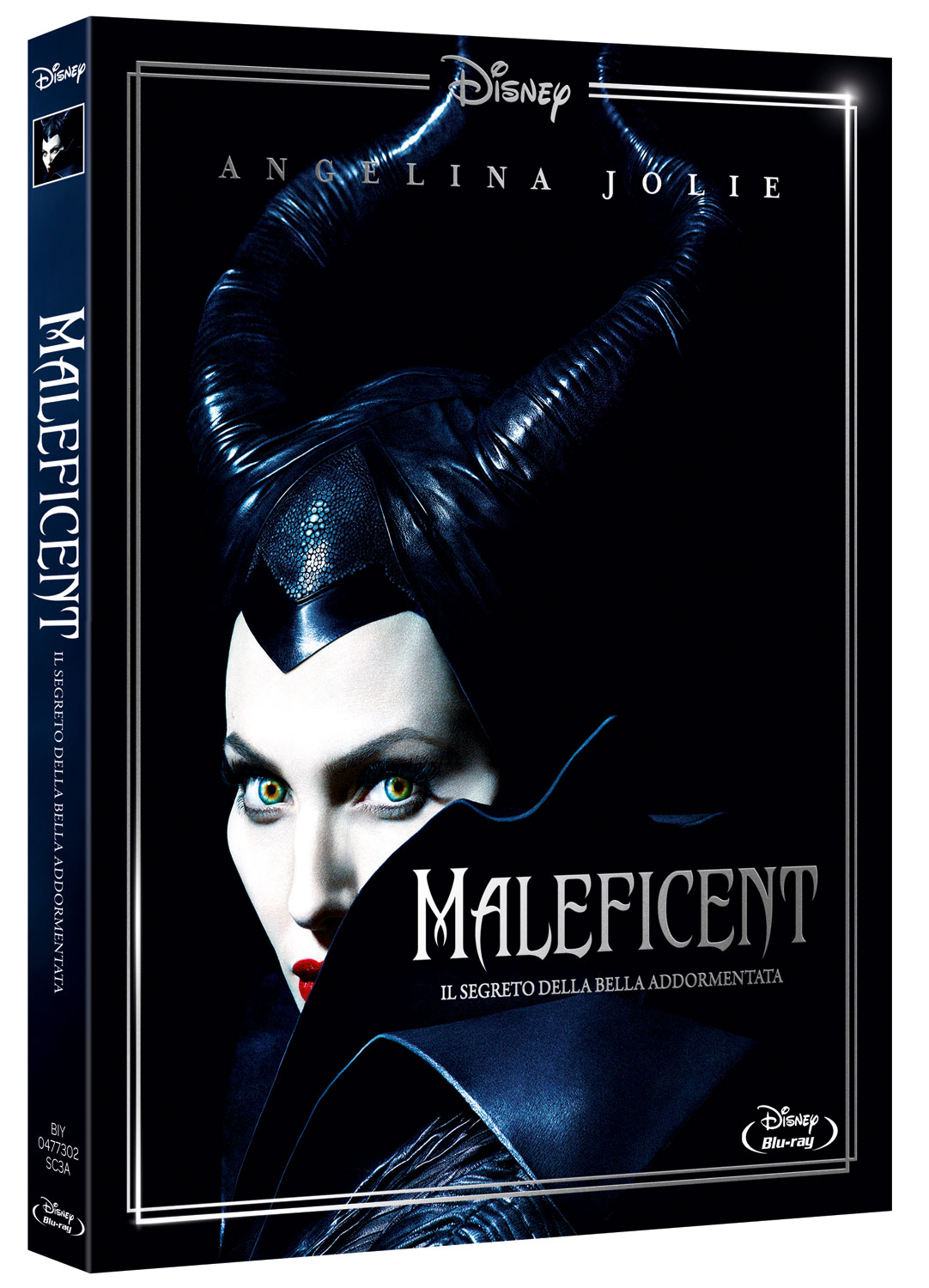 MALEFICENT (NEW EDITION) - BLU RAY