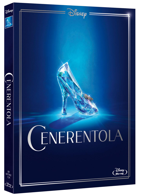 CENERENTOLA (LIVE ACTION) (NEW EDITION) - BLU RAY