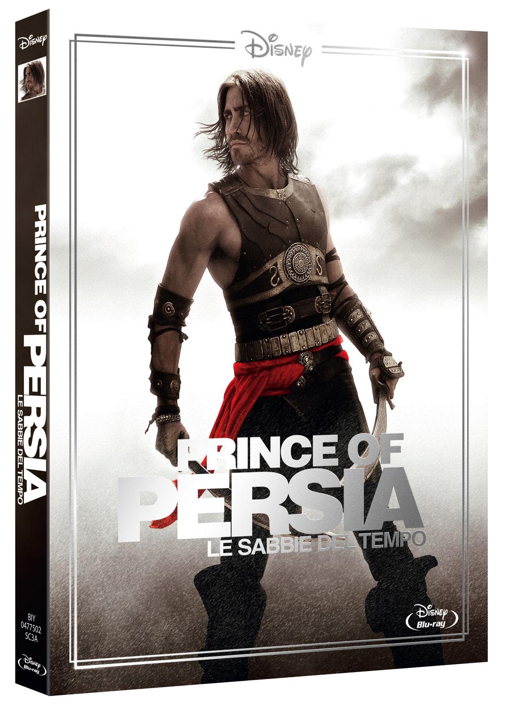 PRINCE OF PERSIA - LE SABBIE DEL TEMPO (NEW EDITION) - BLU RAY