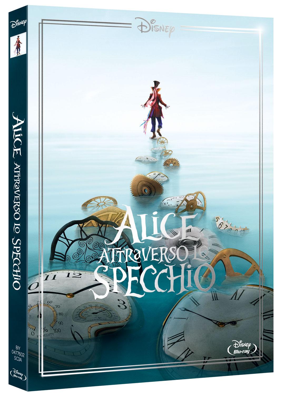 ALICE ATTRAVERSO LO SPECCHIO (NEW EDITION) - BLU RAY