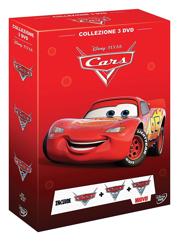 COF.CARS COLLEZIONE (3 DVD) (DVD)