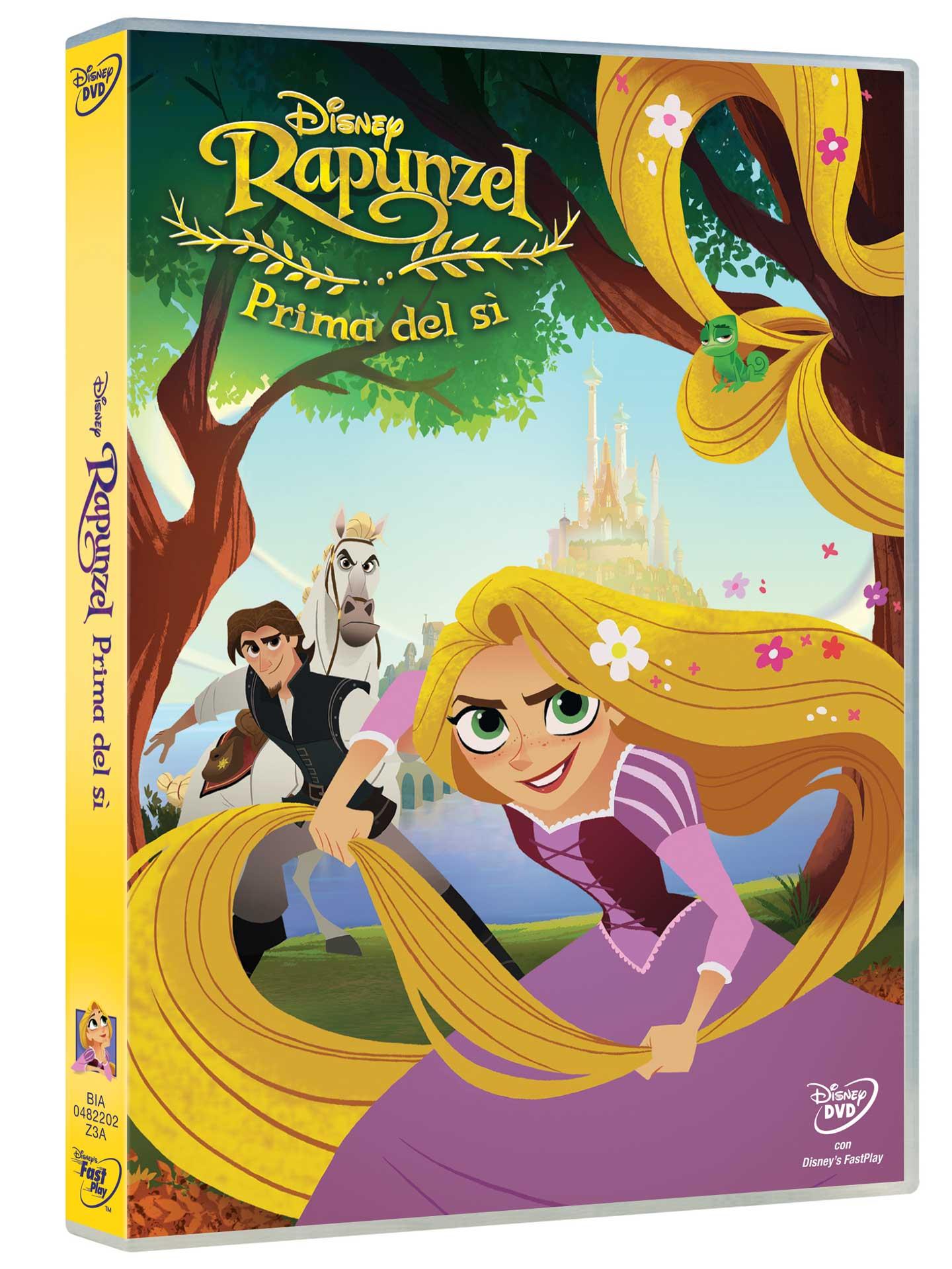 RAPUNZEL - PRIMA DEL SI' (DVD)