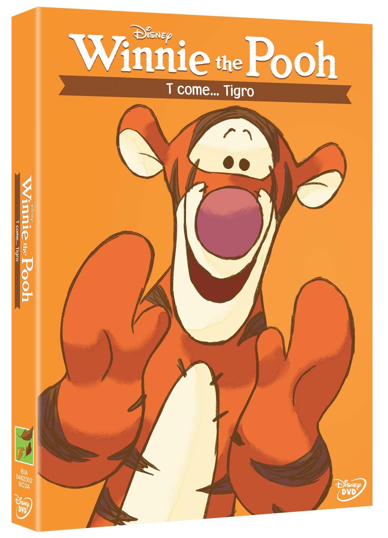 WINNIE THE POOH - T COME... TIGRO (DVD)