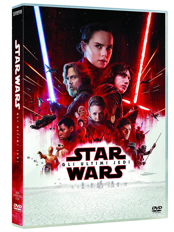 STAR WARS - GLI ULTIMI JEDI (DVD)