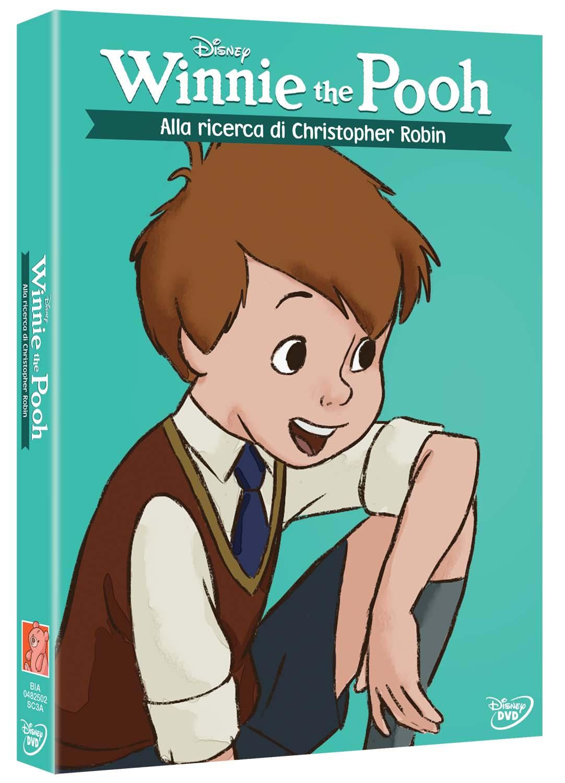 WINNIE THE POOH - ALLA RICERCA DI CHRISTOPHER ROBIN (DVD)