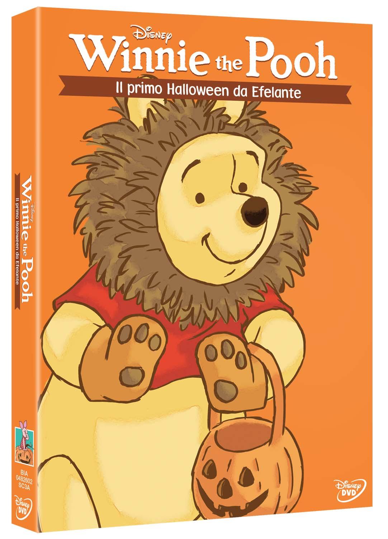 WINNIE THE POOH - IL PRIMO HALLOWEEN DA EFELANTE (DVD)