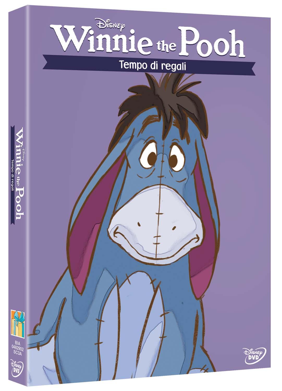 WINNIE THE POOH - TEMPO DI REGALI (DVD)