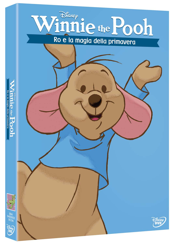 WINNIE THE POOH - RO E LA MAGIA DELLA PRIMAVERA (DVD)