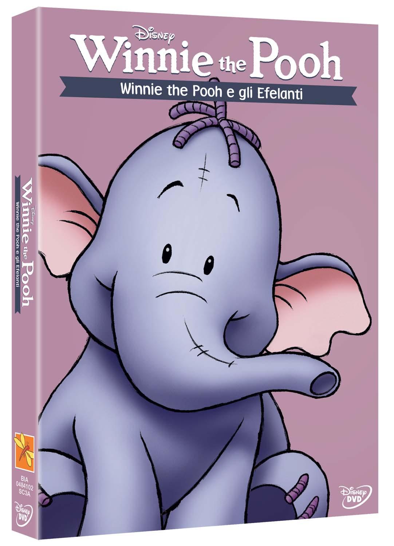 WINNIE THE POOH E GLI EFELANTI (DVD)