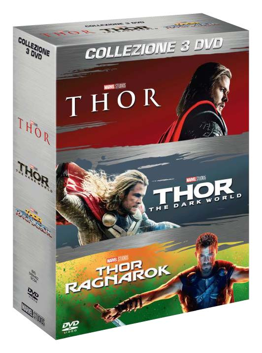 COF.THOR COLLECTION (3 DVD) (DVD)