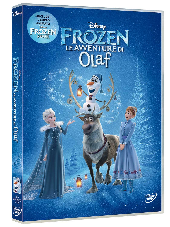 FROZEN - LE AVVENTURE DI OLAF (DVD)