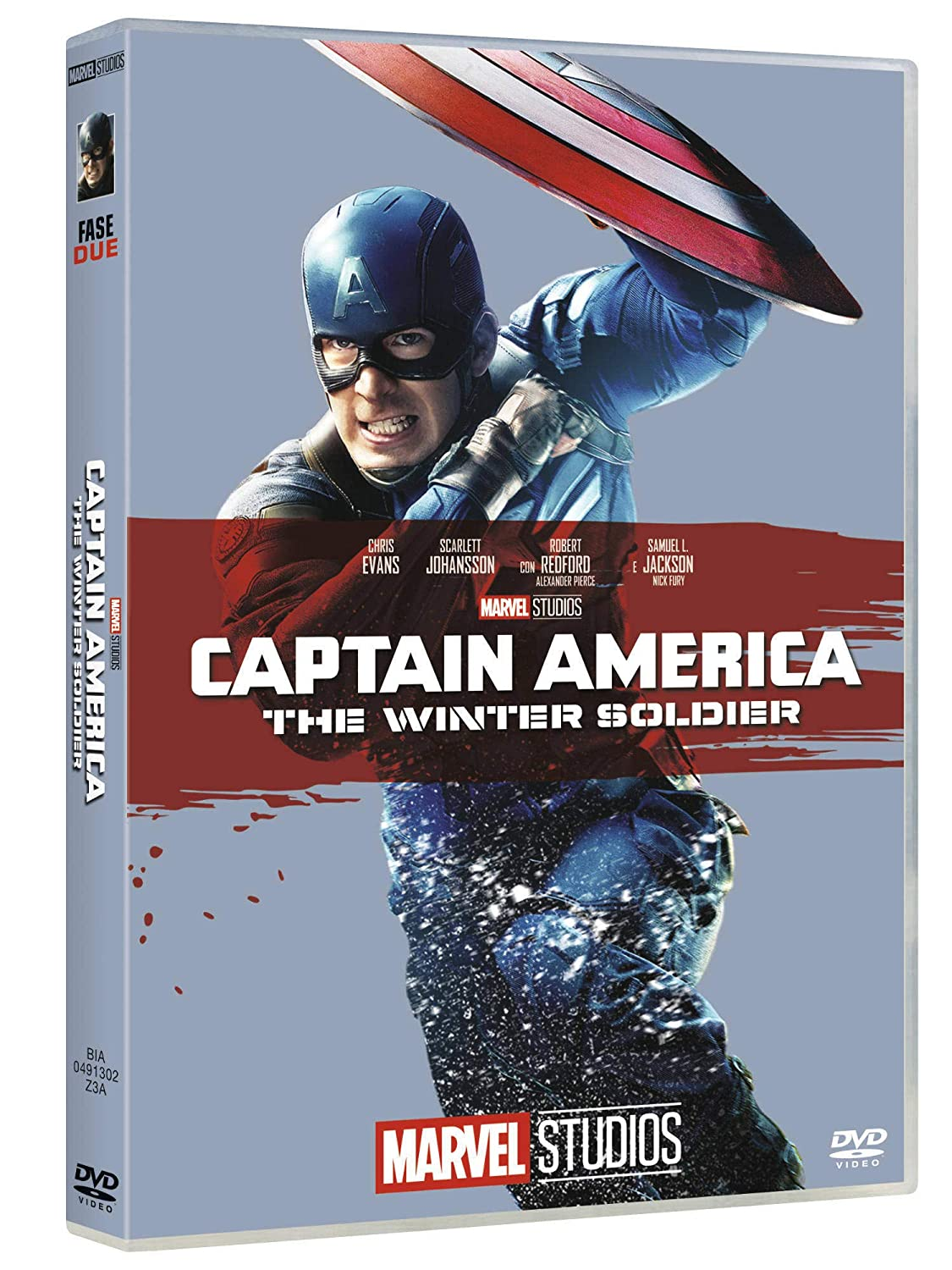 CAPTAIN AMERICA - THE WINTER SOLDIER (EDIZIONE MARVEL STUDIOS 10
