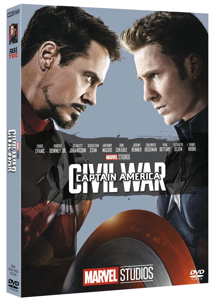 CAPTAIN AMERICA - CIVIL WAR (EDIZIONE MARVEL STUDIOS 10 ANNIVERS