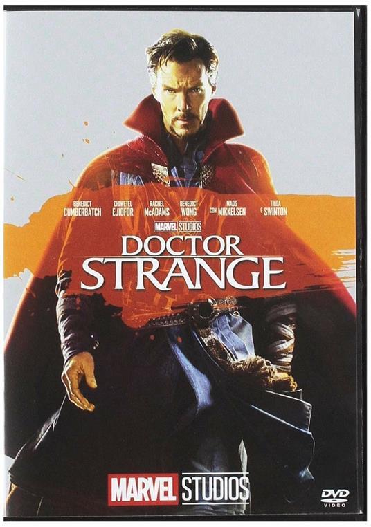 DOCTOR STRANGE (EDIZIONE MARVEL STUDIOS 10 ANNIVERSARIO) (DVD)