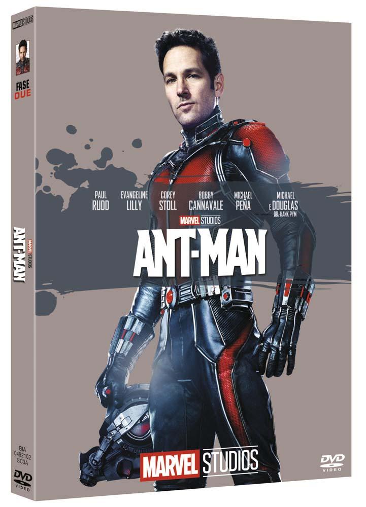 ANT-MAN (EDIZIONE MARVEL STUDIOS 10 ANNIVERSARIO) (DVD)