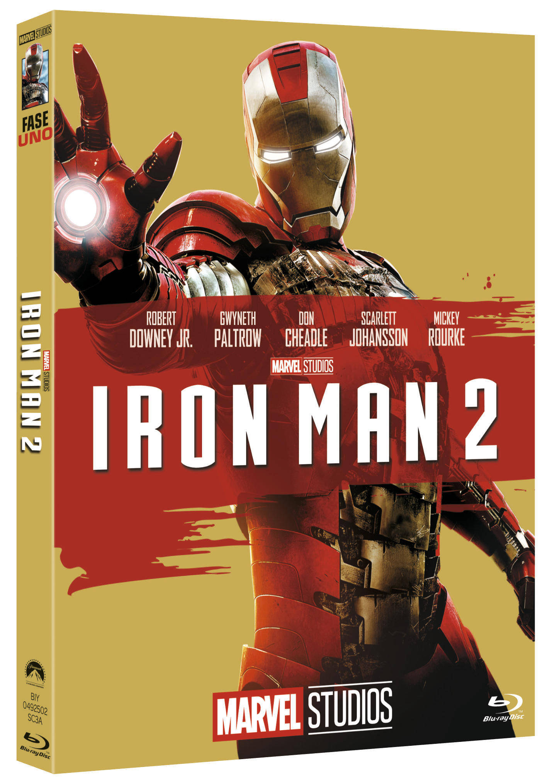 IRON MAN 2 (EDIZIONE MARVEL STUDIOS 10 ANNIVERSARIO)