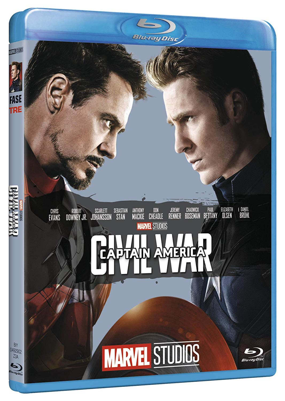 CAPTAIN AMERICA - CIVIL WAR (EDIZIONE MARVEL STUDIOS 10 ANNIVERS