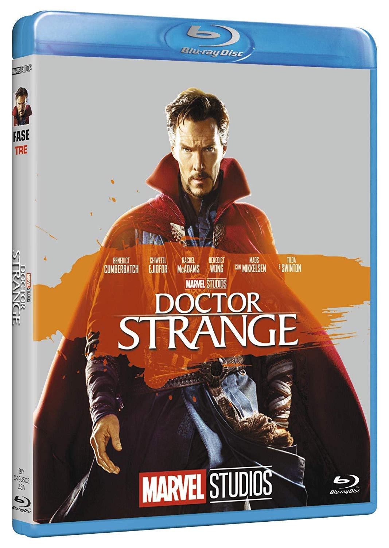 DOCTOR STRANGE (EDIZIONE MARVEL STUDIOS 10 ANNIVERSARIO- BLU RAY
