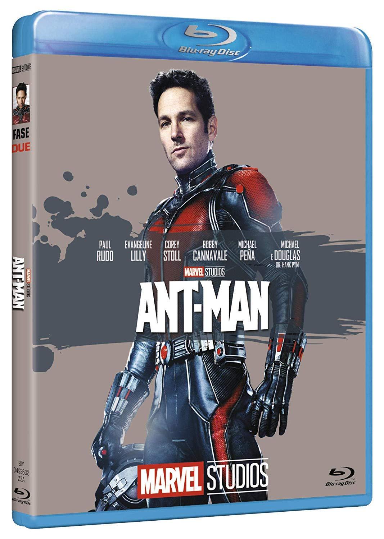 ANT-MAN (EDIZIONE MARVEL STUDIOS 10 ANNIVERSARIO) - BLU RAY