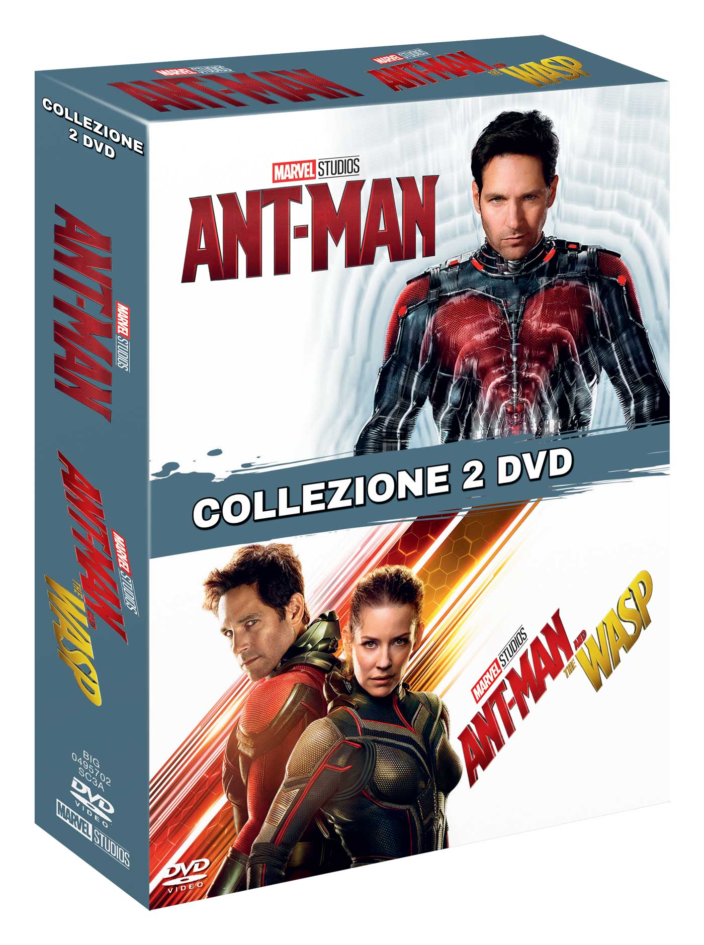 COF.ANT-MAN / ANT-MAN AND THE WASP (2 DVD) (DVD)