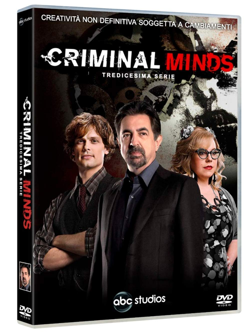 COF.CRIMINAL MINDS - STAGIONE 13 (6 DVD) (DVD)