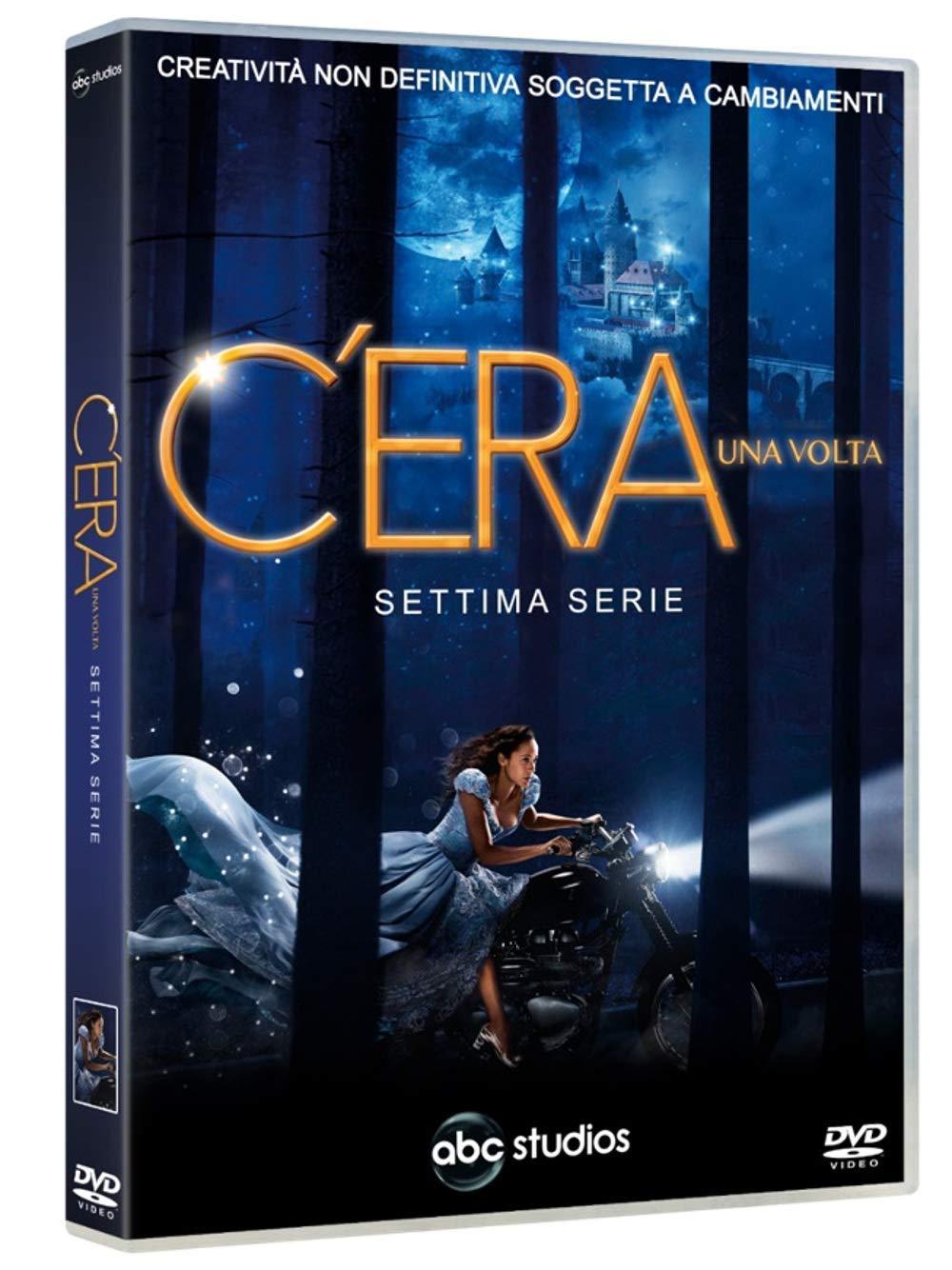 COF.C'ERA UNA VOLTA - STAGIONE 07 (6 DVD) (DVD)