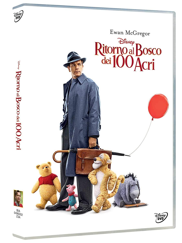 RITORNO AL BOSCO DEI 100 ACRI (DVD)