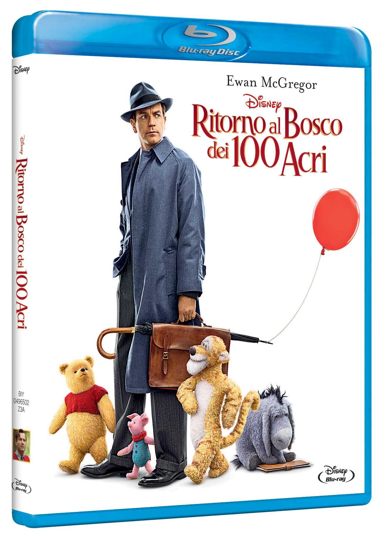 RITORNO AL BOSCO DEI 100 ACRI - BLU RAY
