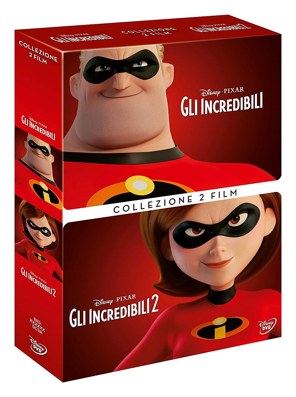 COF.GLI INCREDIBILI COLLECTION (2 DVD) (DVD)