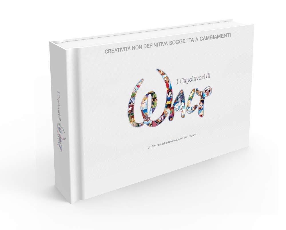 COF.I CAPOLAVORI DI WALT 2018 (20 DVD) (DVD)