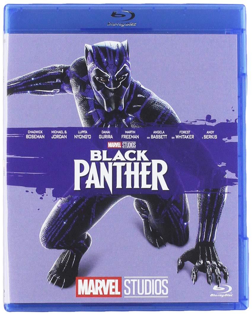 BLACK PANTHER (EDIZIONE MARVEL STUDIOS 10 ANNIVERSARIO- BLU RAY