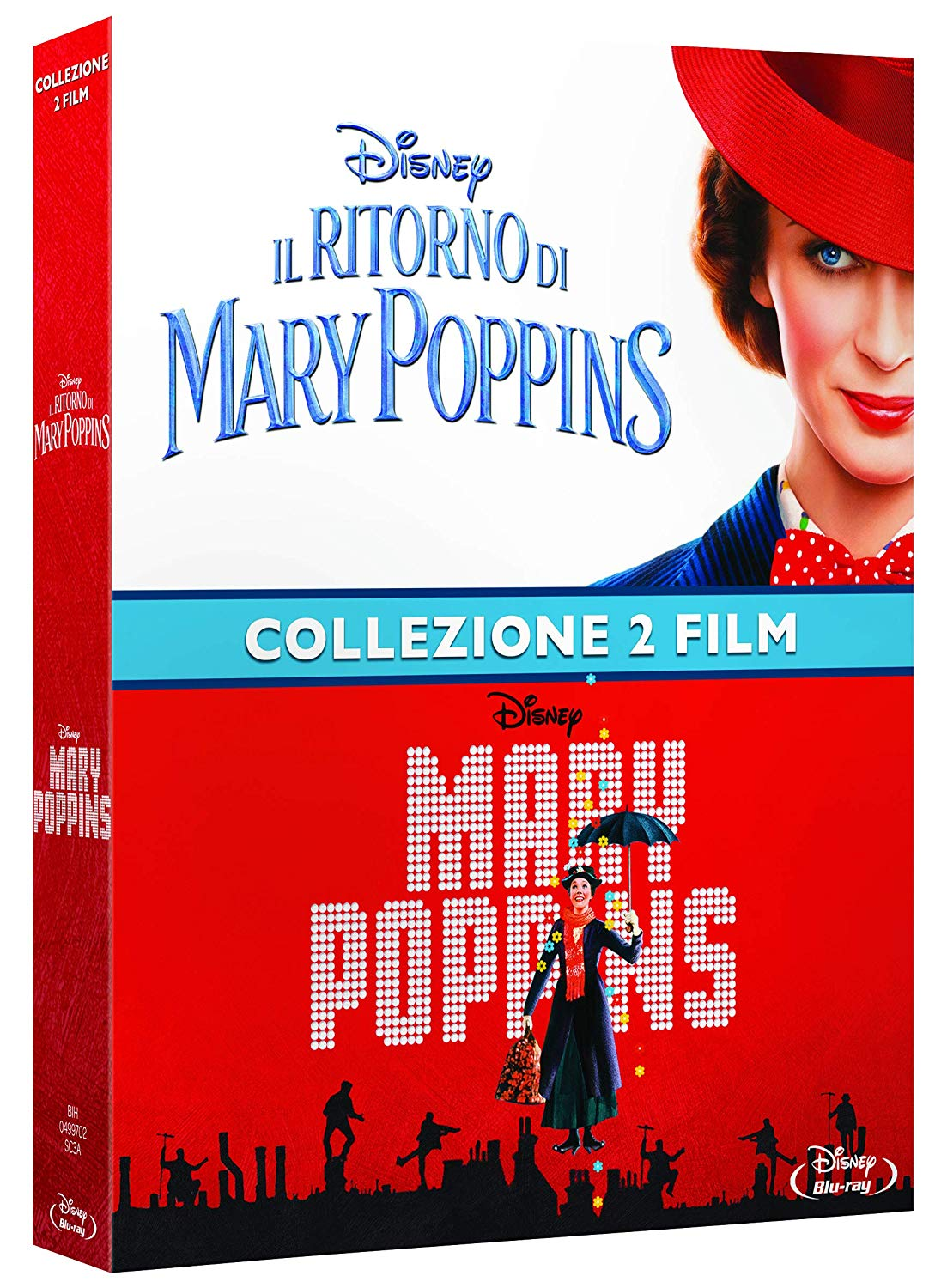 COF.MARY POPPINS COLLECTION (2 BLU-RAY)