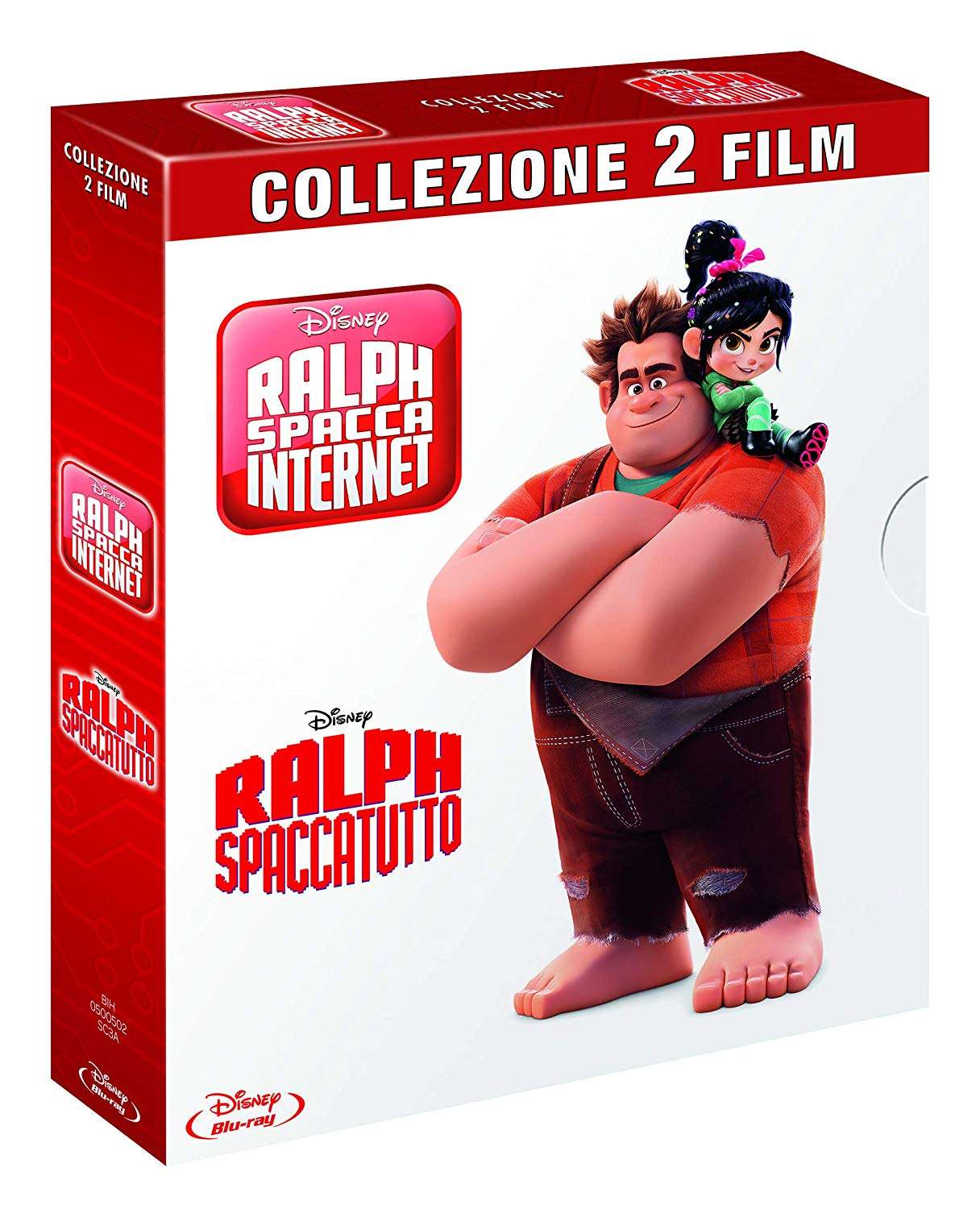 COF.RALPH SPACCATUTTO / RALPH SPACCA INTERNET (2 BLU-RAY)