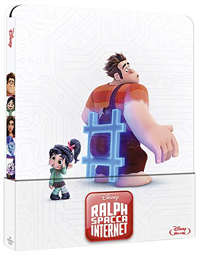 RALPH SPACCA INTERNET (STEELBOOK) - BLU RAY